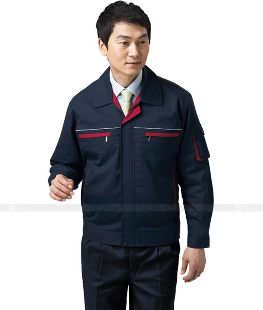 Dong phuc cong nhan GLU CN452