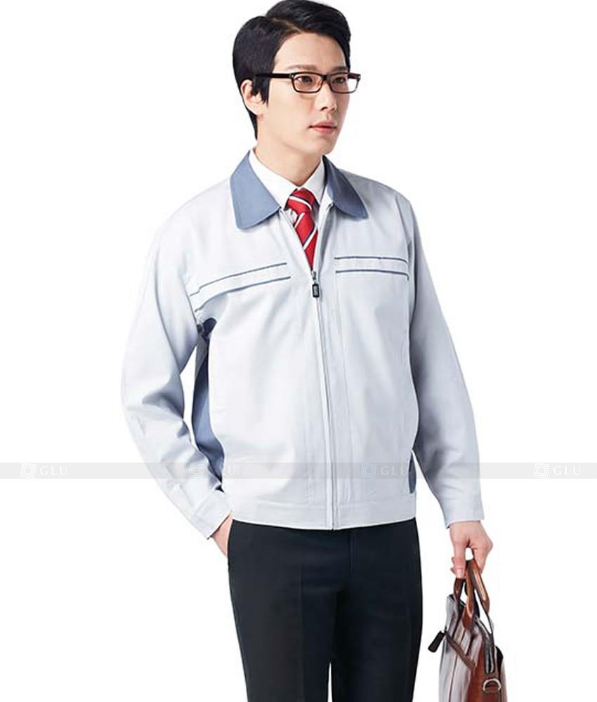 Dong phuc cong nhan GLU CN464