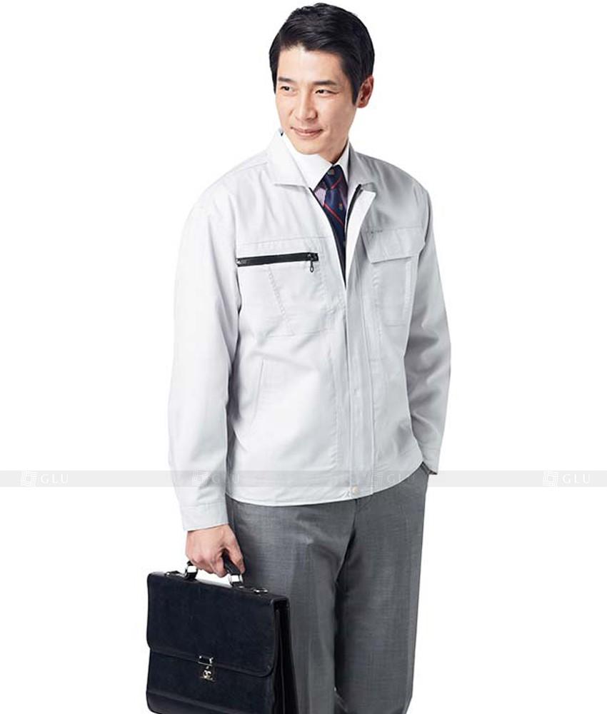 Dong phuc cong nhan GLU CN465