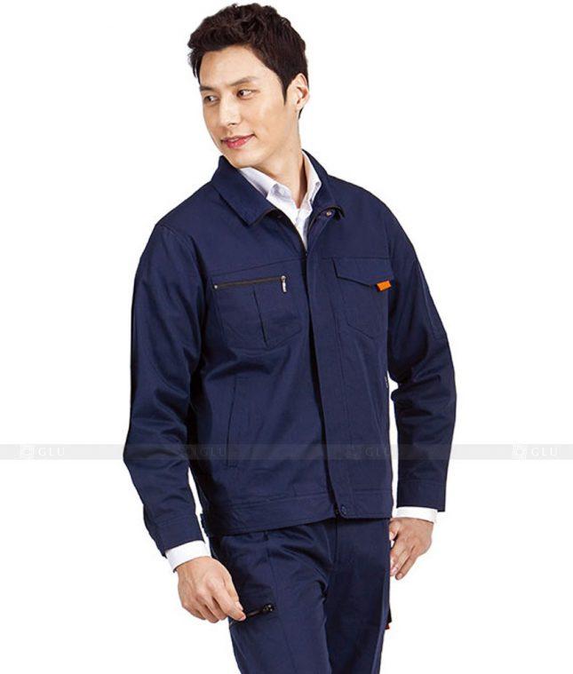Dong phuc cong nhan GLU CN500 đồng phục công nhân kĩ thuật