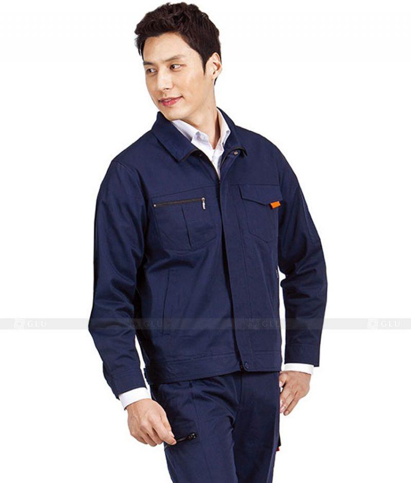 Dong phuc cong nhan GLU CN500