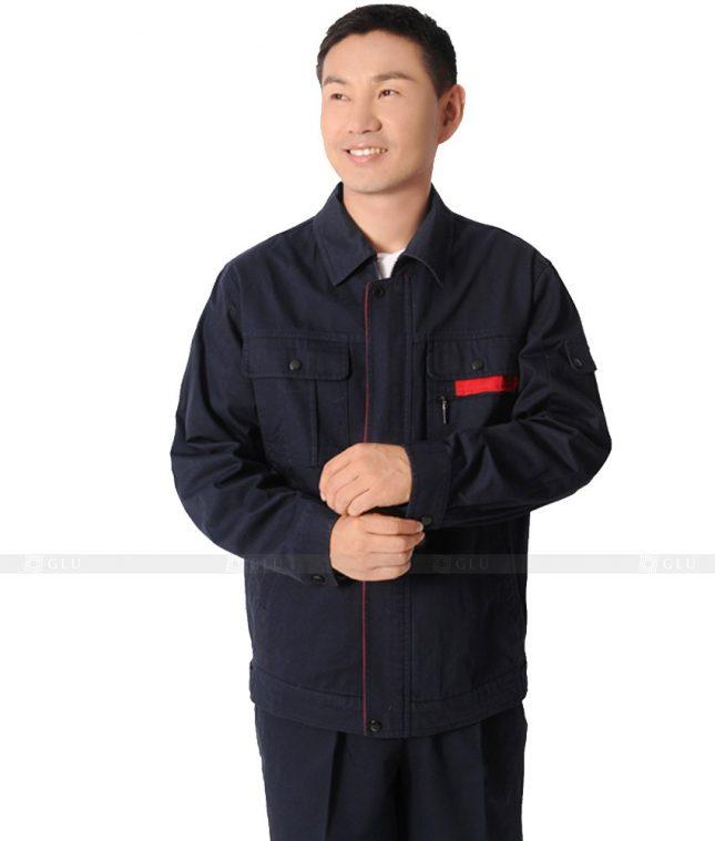 Dong phuc cong nhan GLU CN501 đồng phục công nhân kĩ thuật