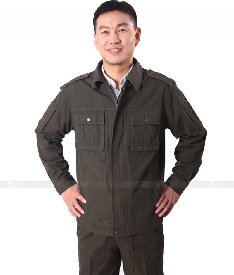 Dong phuc cong nhan GLU CN504
