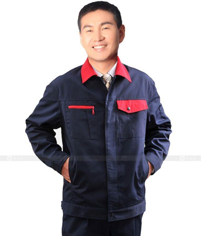 Dong phuc cong nhan GLU CN506 đồng phục công nhân kĩ thuật