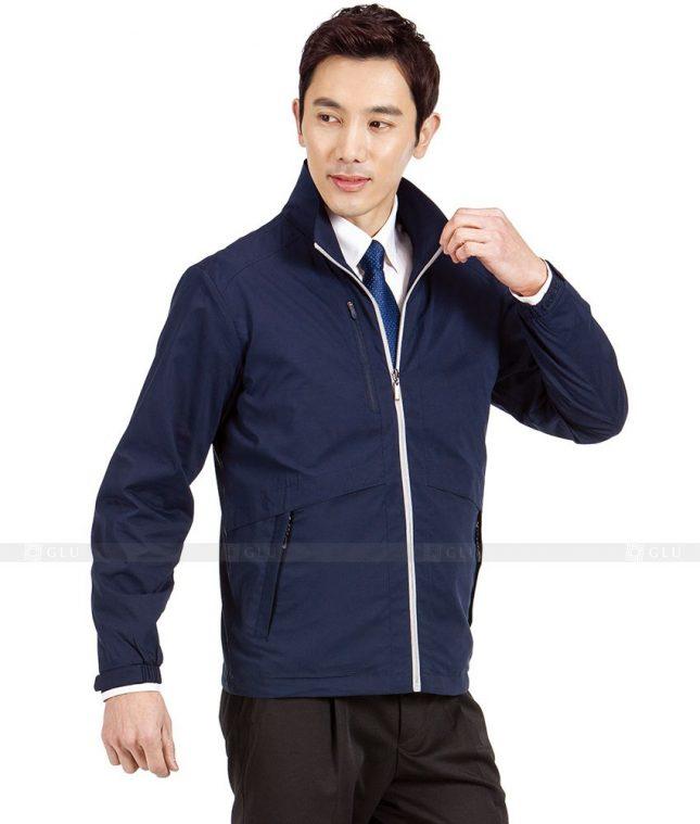 Dong phuc cong nhan GLU CN507 mẫu áo công nhân