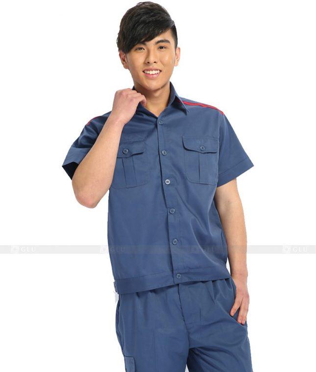 Dong phuc cong nhan GLU CN512 đồng phục công nhân kĩ thuật