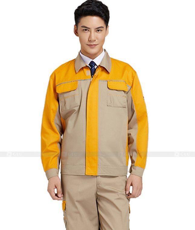 Dong phuc cong nhan GLU CN515 đồng phục công nhân kĩ thuật