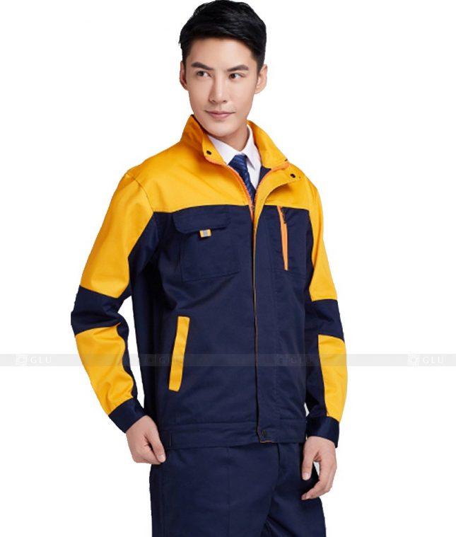 Dong phuc cong nhan GLU CN520 đồng phục công nhân kĩ thuật