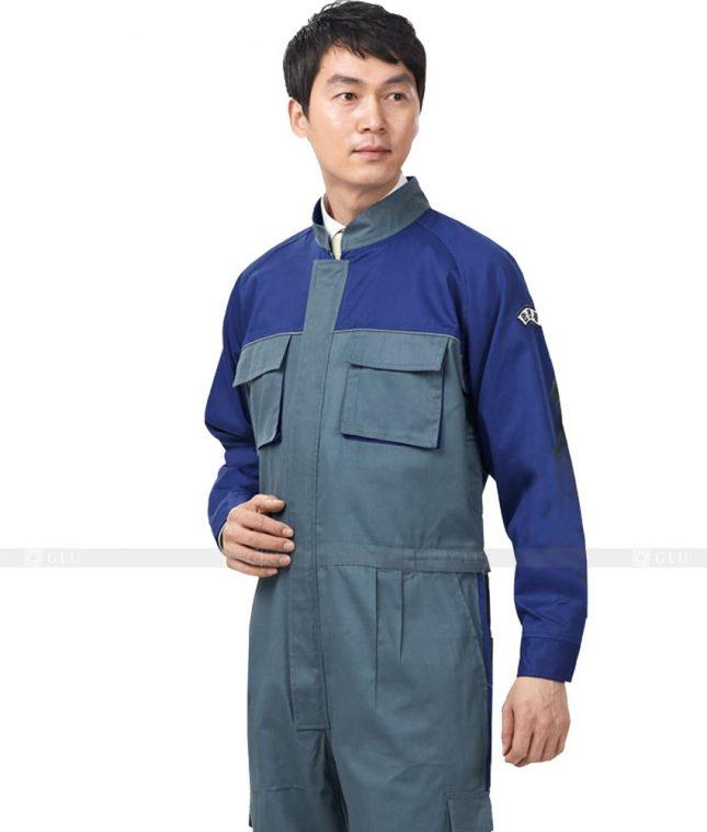 Dong phuc cong nhan GLU CN521 đồng phục công nhân kĩ thuật