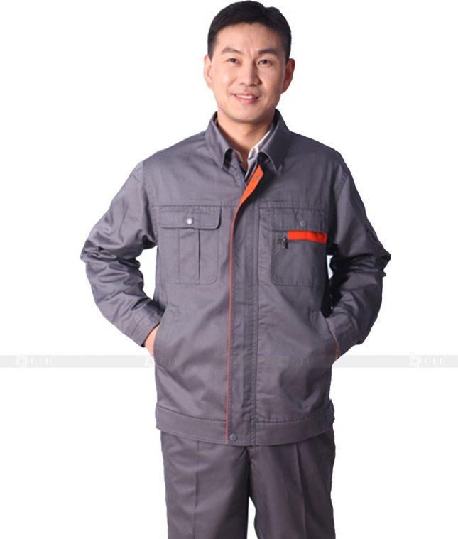 Dong phuc cong nhan GLU CN522 đồng phục công nhân kĩ thuật