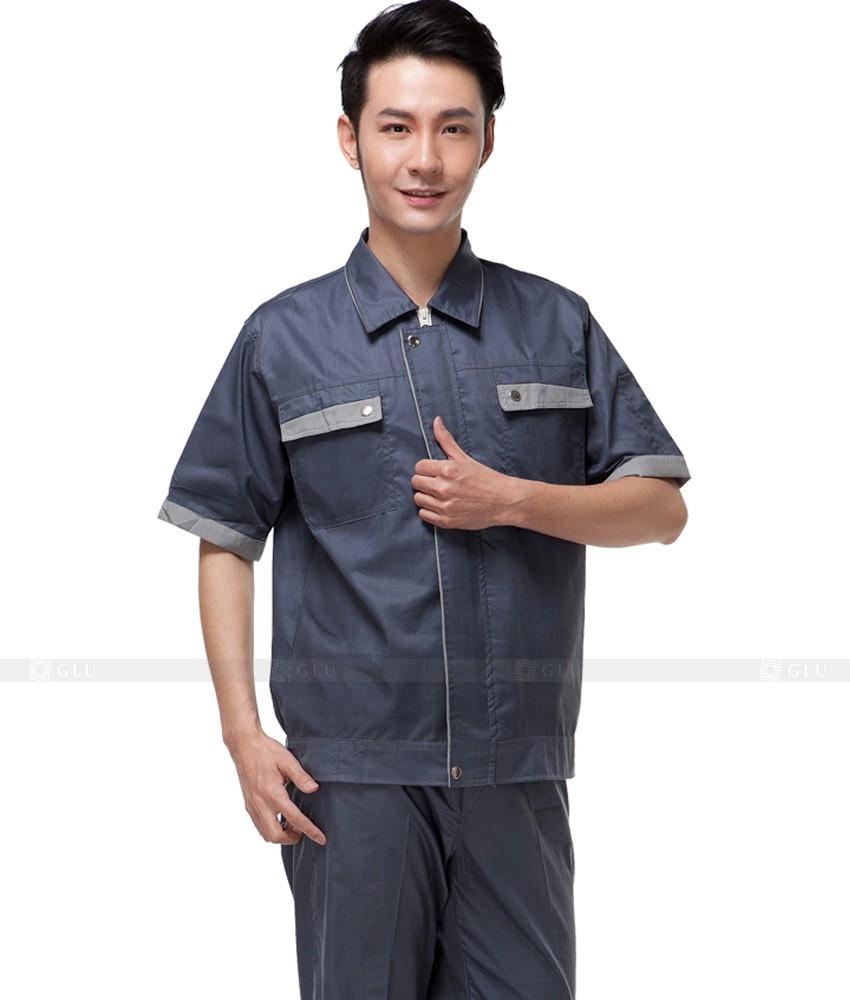 Dong phuc cong nhan GLU CN525
