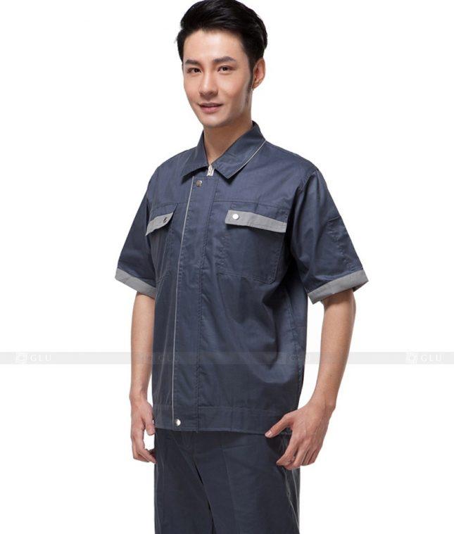 Dong phuc cong nhan GLU CN526 đồng phục công nhân kĩ thuật