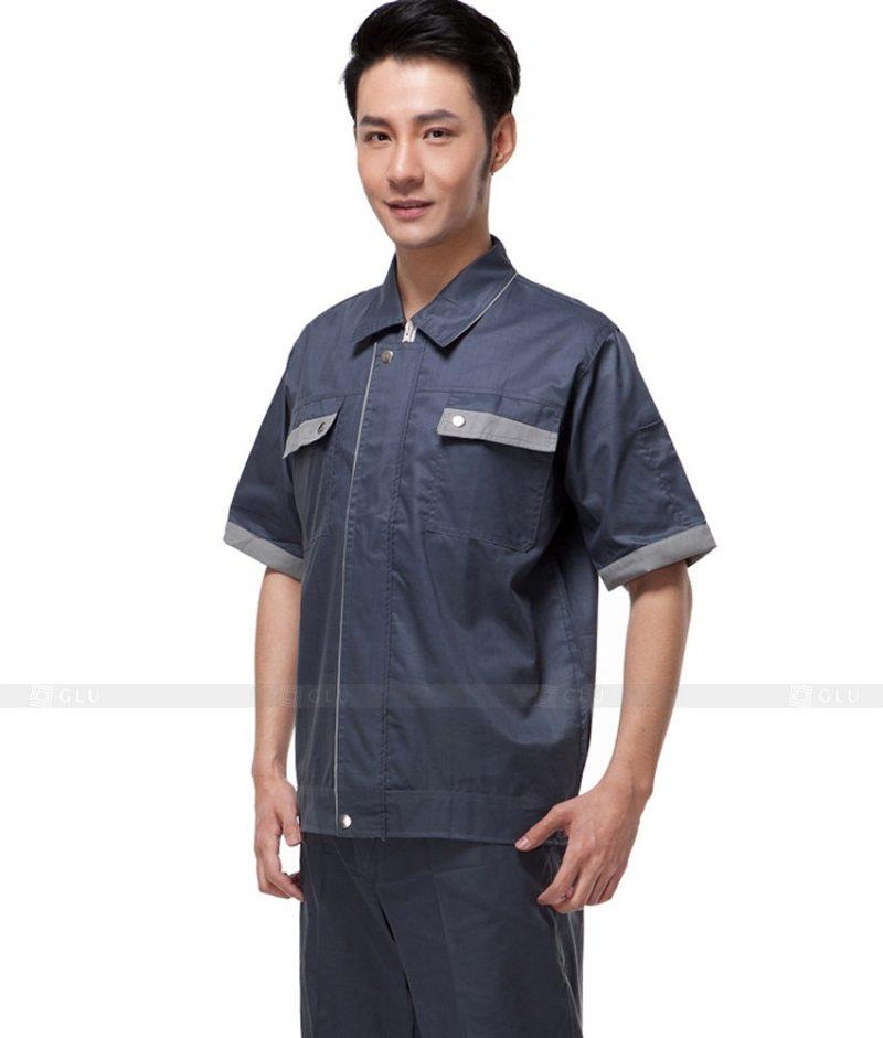 Dong phuc cong nhan GLU CN526