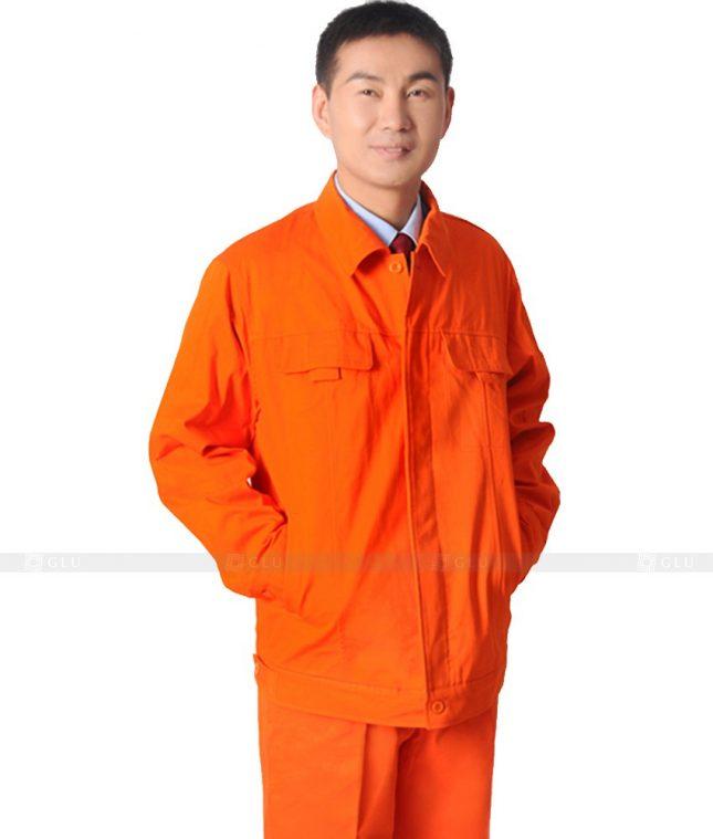 Dong phuc cong nhan GLU CN528 đồng phục công nhân kĩ thuật