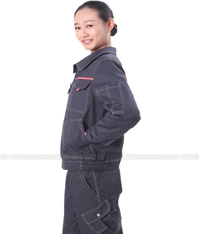 Dong phuc cong nhan GLU CN529 đồng phục công nhân kĩ thuật