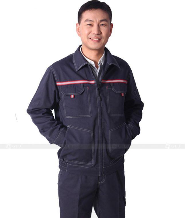 Dong phuc cong nhan GLU CN530 đồng phục công nhân kĩ thuật