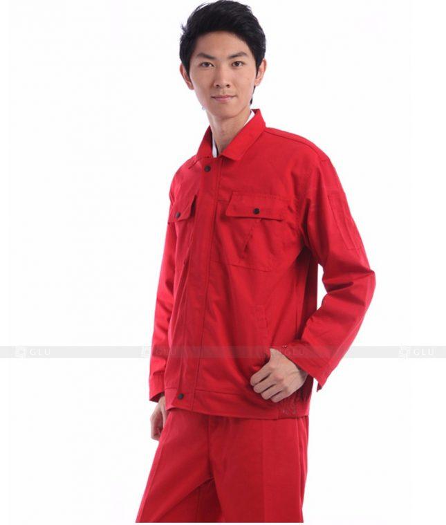 Dong phuc cong nhan GLU CN538 đồng phục công nhân kĩ thuật