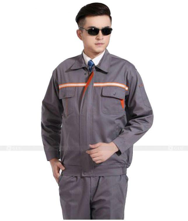 Dong phuc cong nhan GLU CN541 đồng phục công nhân kĩ thuật