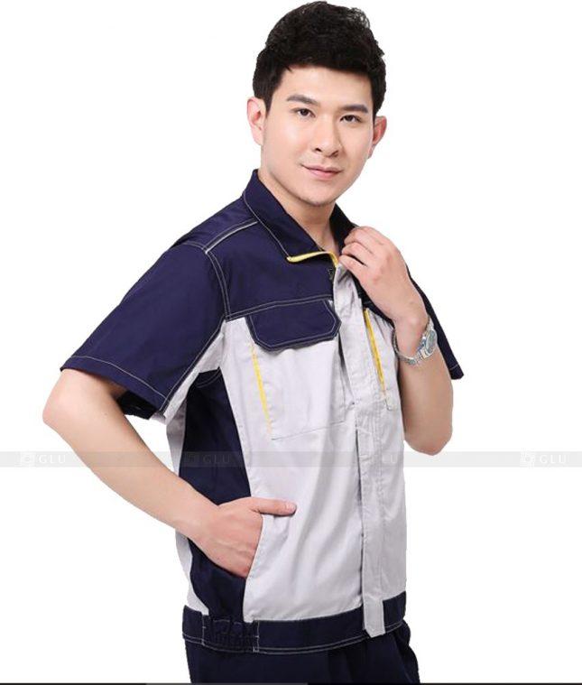 Dong phuc cong nhan GLU CN544 đồng phục công nhân kĩ thuật