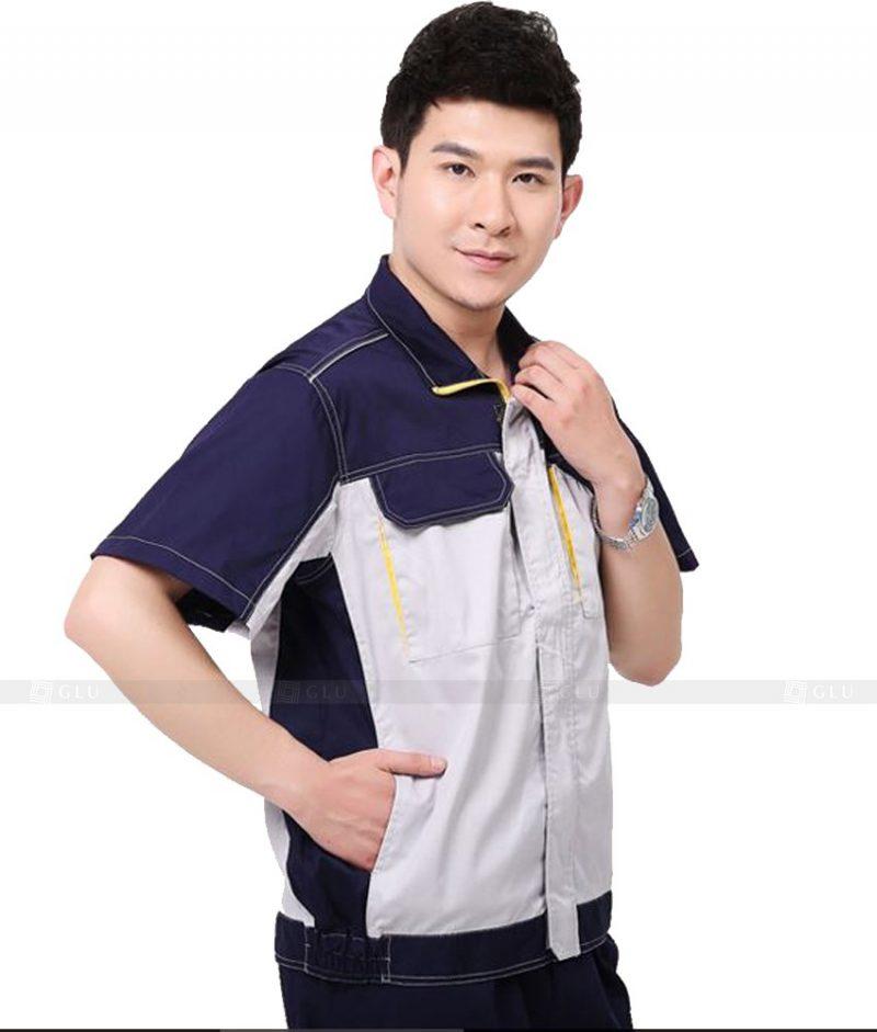 Dong phuc cong nhan GLU CN544