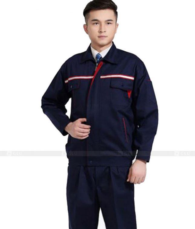 Dong phuc cong nhan GLU CN550 đồng phục công nhân kĩ thuật