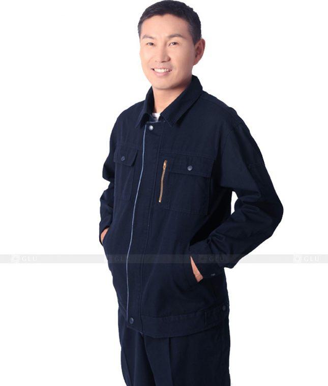 Dong phuc cong nhan GLU CN556 đồng phục công nhân kĩ thuật