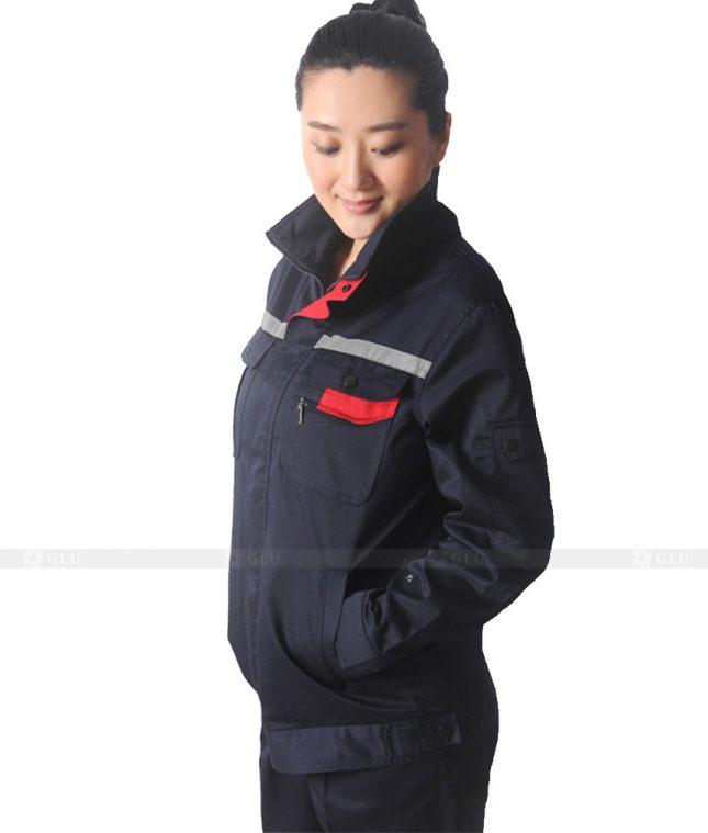 Dong phuc cong nhan GLU CN557 đồng phục công nhân kĩ thuật