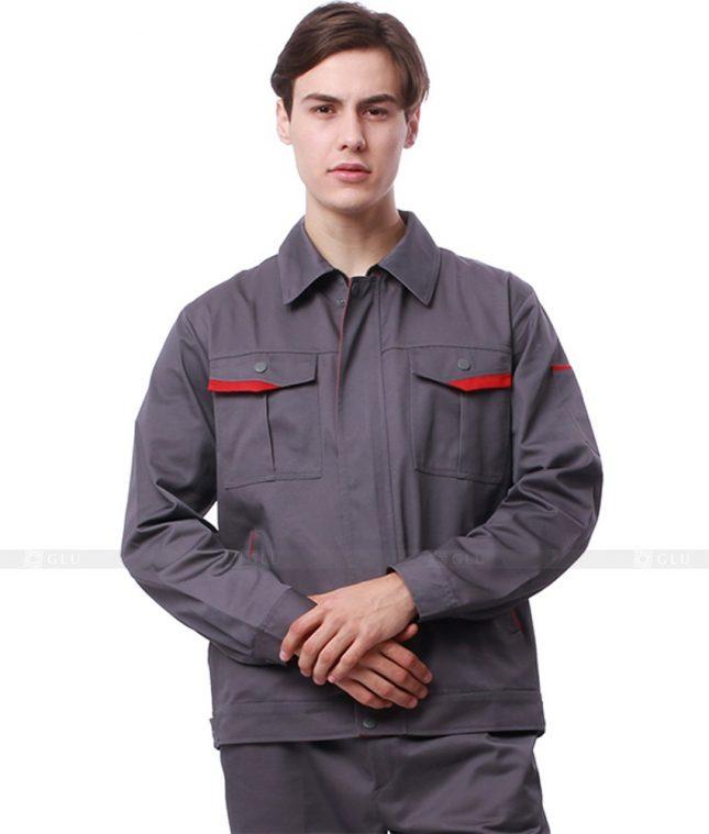 Dong phuc cong nhan GLU CN559 đồng phục công nhân kĩ thuật
