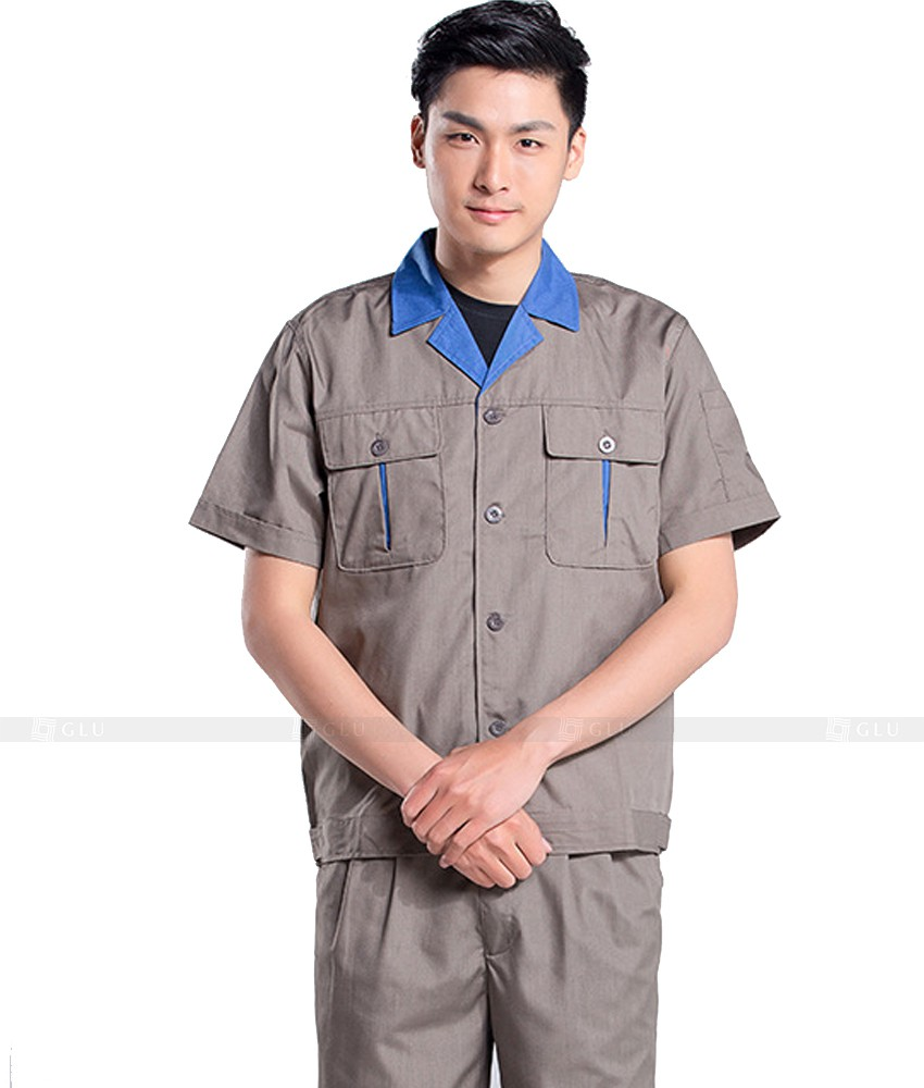 Dong phuc cong nhan GLU CN560