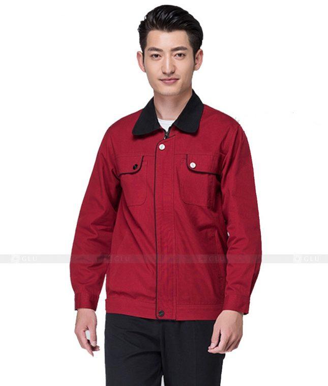 Dong phuc cong nhan GLU CN572 đồng phục công nhân kĩ thuật