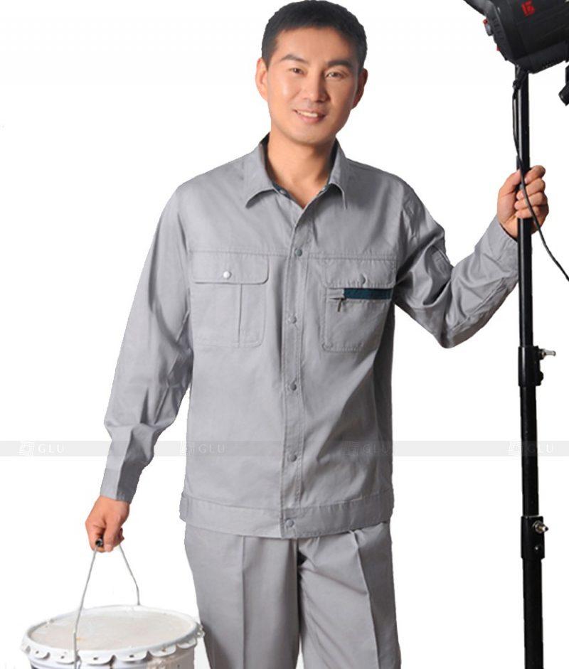Dong phuc cong nhan GLU CN580