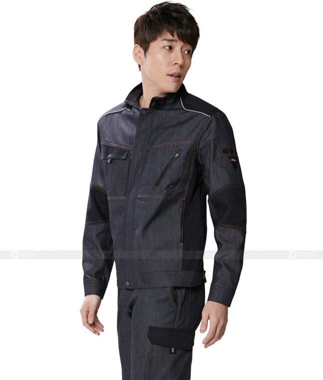 Dong phuc cong nhan GLU CN583 đồng phục công nhân kĩ thuật