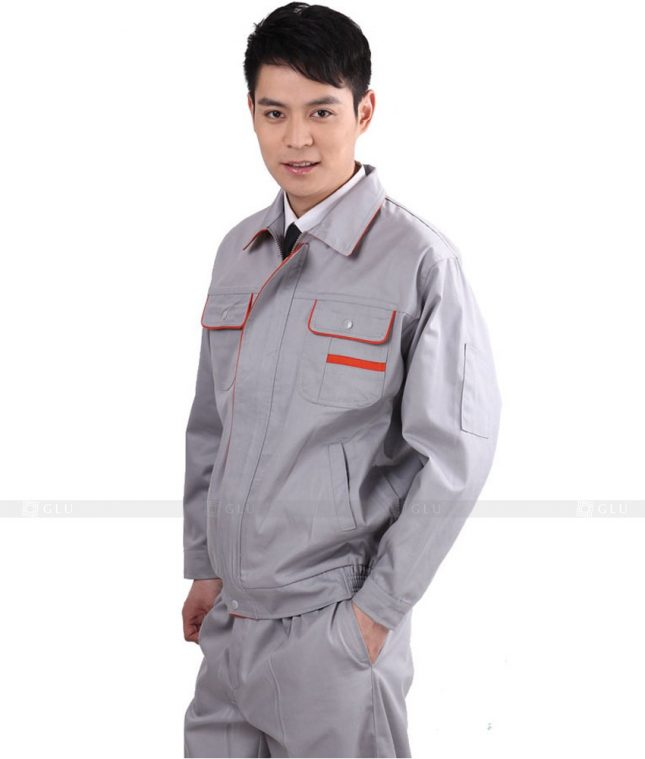 Dong phuc cong nhan GLU CN585 đồng phục công nhân kĩ thuật