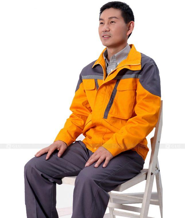Dong phuc cong nhan GLU CN597 đồng phục công nhân kĩ thuật