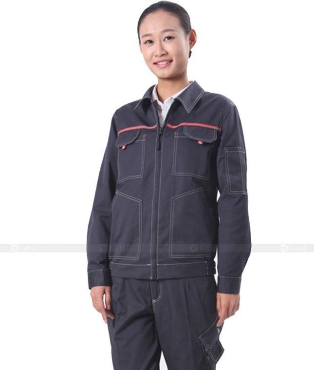 Dong phuc cong nhan GLU CN599 đồng phục công nhân kĩ thuật