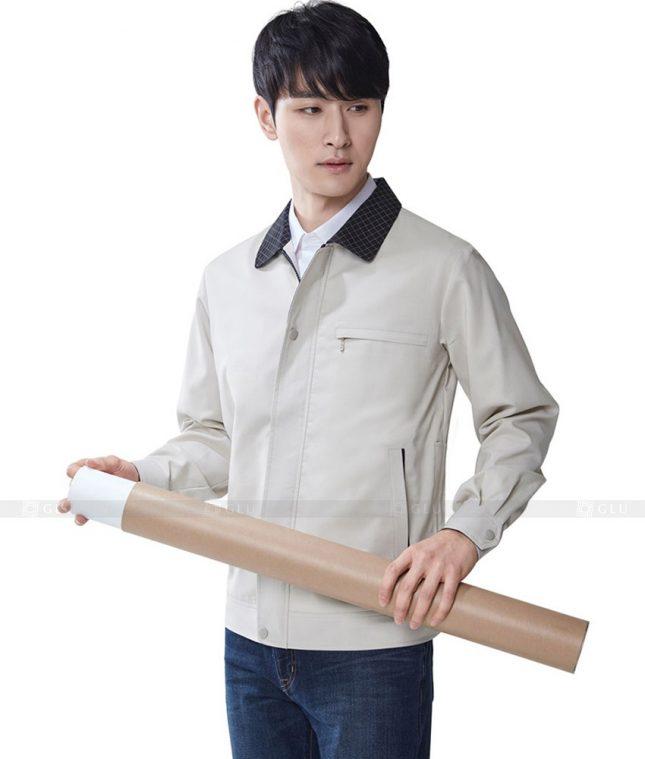 Dong phuc cong nhan GLU CN603 đồng phục công nhân kỹ thuật