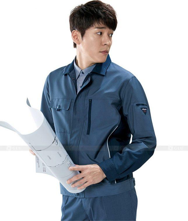 Dong phuc cong nhan GLU CN604 đồng phục công nhân kỹ thuật