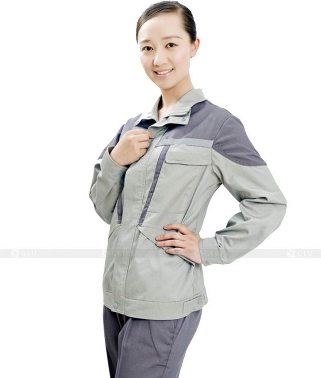 Dong phuc cong nhan GLU CN605 đồng phục công nhân kỹ thuật