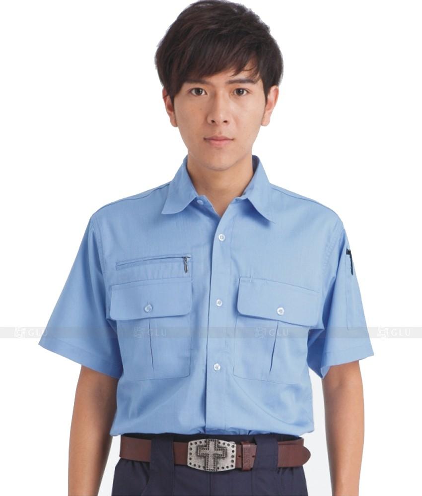 Dong phuc cong nhan GLU CN610