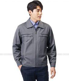 Dong phuc cong nhan GLU CN616 đồng phục công nhân