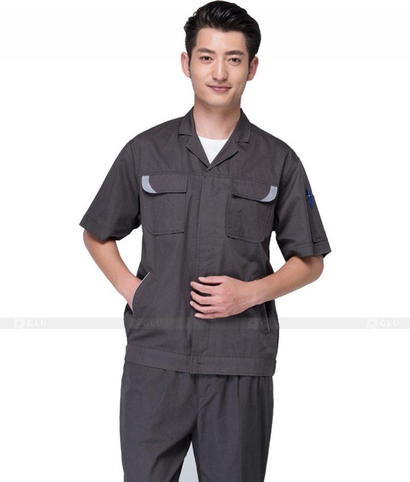 Dong phuc cong nhan GLU CN628