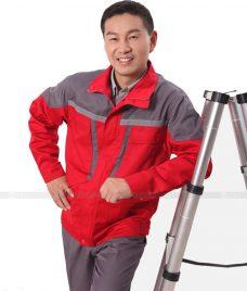 Dong phuc cong nhan GLU CN632 đồng phục công nhân