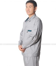 Dong phuc cong nhan GLU CN635 đồng phục công nhân