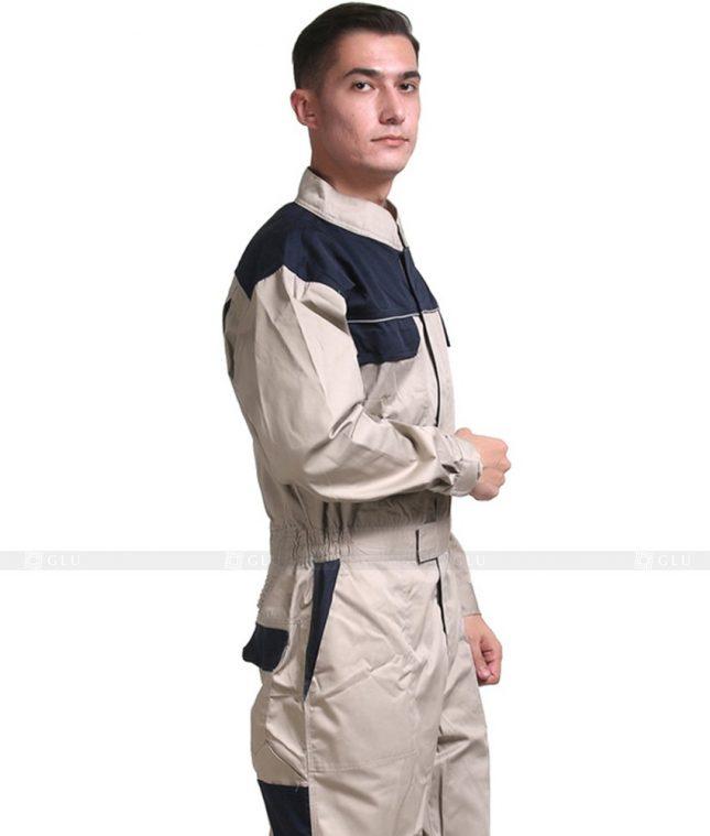 Dong phuc cong nhan GLU CN652 đồng phục công nhân kĩ thuật
