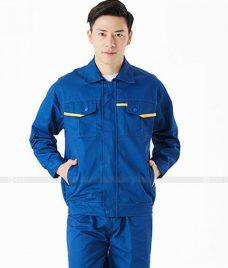 Dong phuc cong nhan GLU CN664 đồng phục công nhân