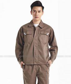 Dong phuc cong nhan GLU CN665 đồng phục công nhân
