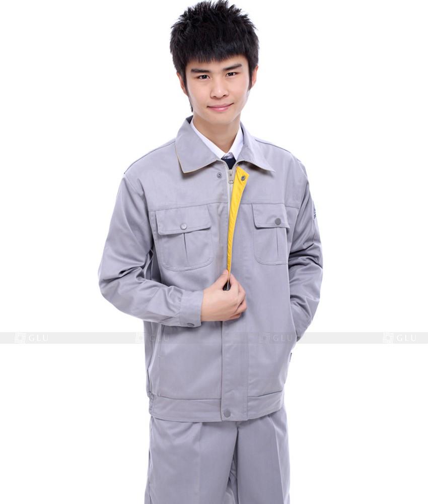 Dong phuc cong nhan GLU CN674