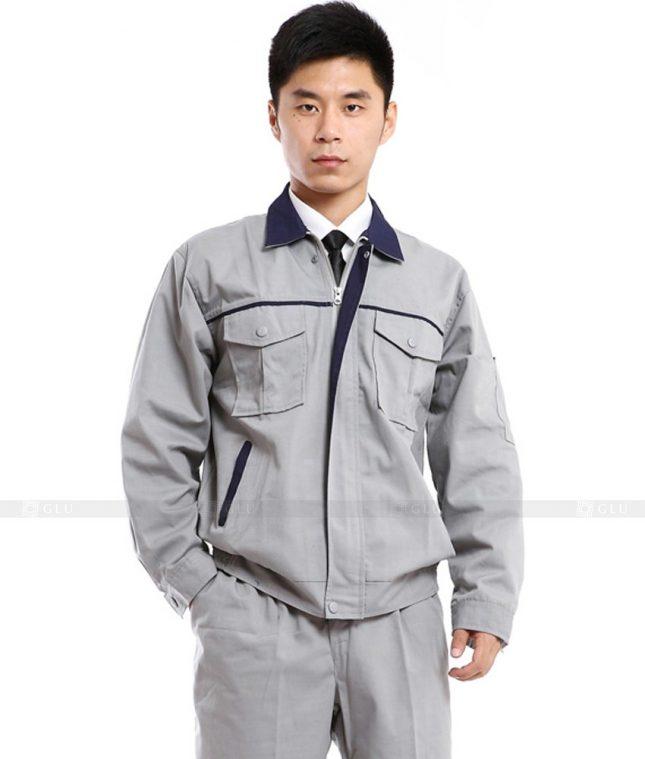 Dong phuc cong nhan GLU CN705 đồng phục công nhân kĩ thuật