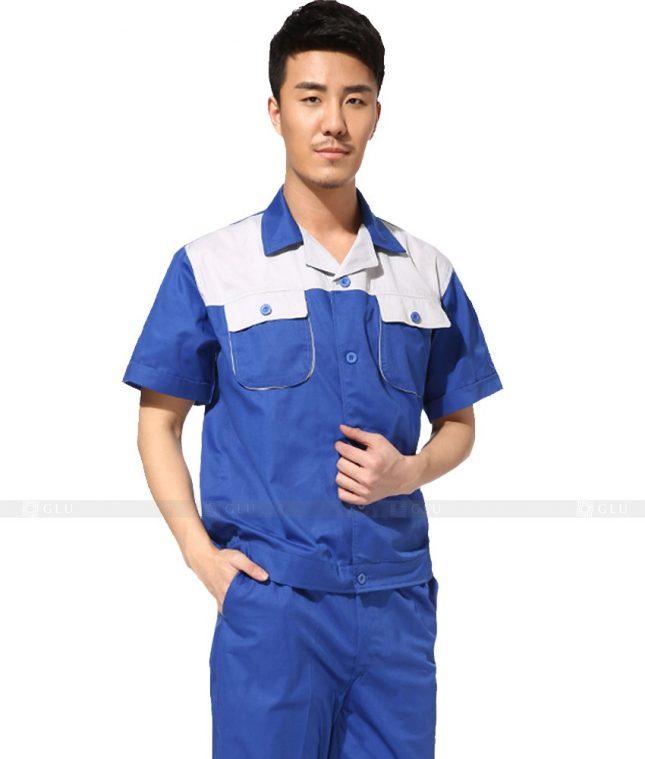 Dong phuc cong nhan GLU CN706 đồng phục công nhân kĩ thuật