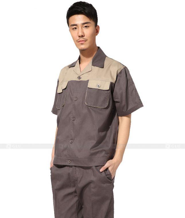 Dong phuc cong nhan GLU CN707 đồng phục công nhân kĩ thuật